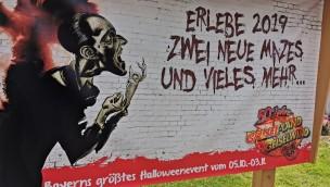 Freizeit-Land Geiselwind: Gutschein für gratis Halloween-Eintritt im Sommer 2019 sichern!