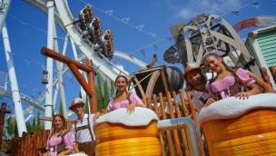 Gardaland veranstaltet 2019 wieder Oktoberfest: Traditionelle Feier mit bayerischem Programm