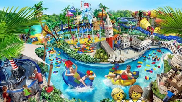 Gardaland LEGOLAND Wasserpark neu 2020