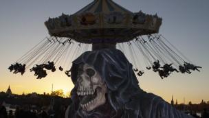 Gröna Lund kündigt neues Horror-Haus und Besuchergrenze für Halloween 2019 an