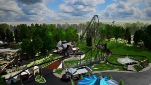 Hersheypark enthüllt neue Mega-Achterbahn für 2020: Hyper Coaster mit Schokoladen-Gestaltung