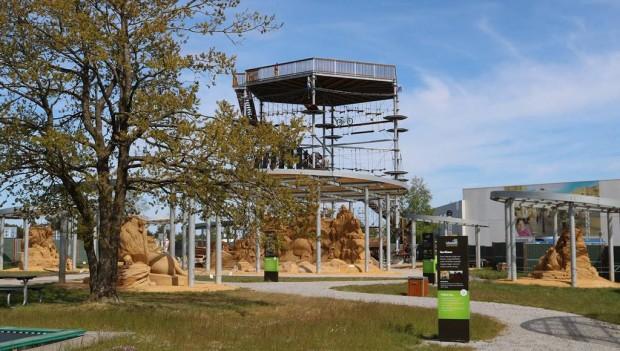 Lalandia Billund Abenteuerturm neu 2019
