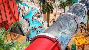 Lalandia Billund eröffnet Hochseilgarten und Freifall-Wasserrutsche als Neuheiten für 2019