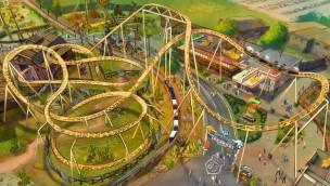 """Paultons Park präsentiert neuen Themenbereich """"Tornado Springs"""" mitsamt Achterbahn für 2020"""