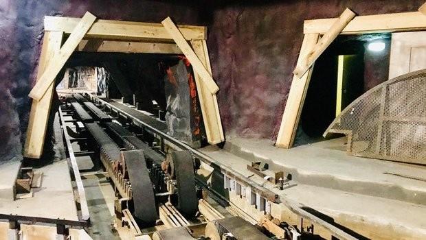 Movie Park Germany Area 51 - Top Secret Baustelle