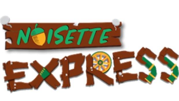 Nigloland Noisette Express neu 2020 Logo