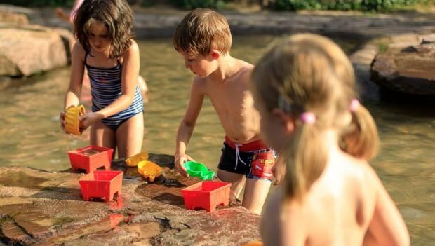 PLAYMOBIL-FunPark Sand- und Matschspielplatz