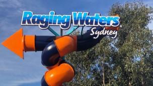 Wet'n'Wild Sydney wird Raging Waters Sydney: Neue Wasserrutsche für 2019 geplant