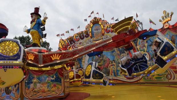Circus Circus von Gründler | Bild Copyright Alexander Louis, Parkerlebnis.de