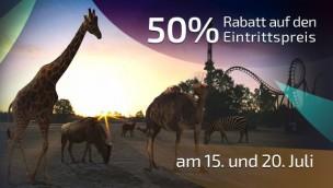 Safariland Stukenbrock Rabatt Geburtstag