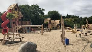SnowWorld Zoetermeer neuer Spielplatz 2019
