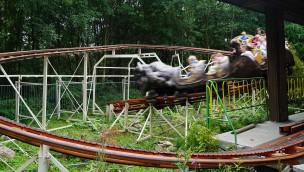 """""""Rodeo Ride"""" im Taunus Wunderland geschlossen: Büffel-Achterbahn macht Platz für Neues"""