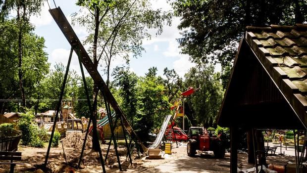 Tier- und Freizeitpark Thüle Butterfly Neubau 2019