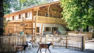 Tierpark Hellabrunn Eröffnung Tierparkschule Mühlendorf 2019