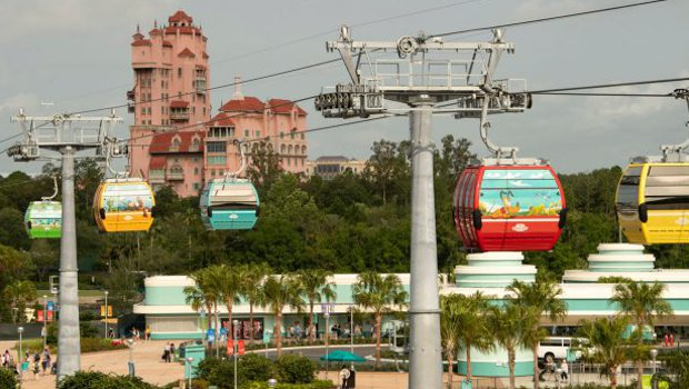Walt Disney World Resort Disney Skyliner