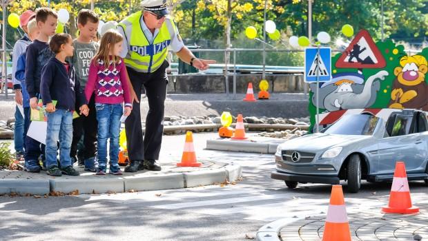 Ravensburger Spieleland Verkehrssicherheitstage 2019