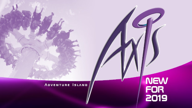 Axis Ankündigung Adventure Island