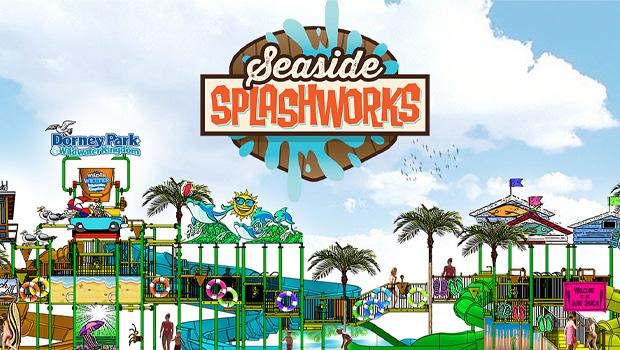 Dorney Park Seaside Splashworks 2020