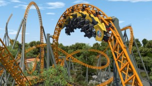 Dreamworld Australia neue Achterbahn 2020 Artwork