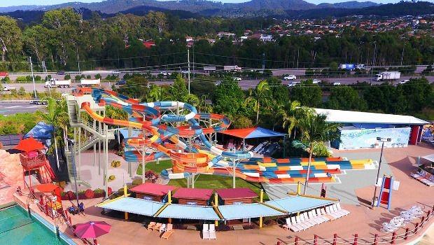 Dreamworld Australia neue Wasserrutschen 2020
