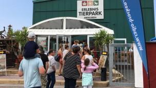 Erlebnistierpark Memleben Ferien for Free Radio Brocken heute