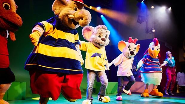 Europa-Park Junior Club Studios Vorführung