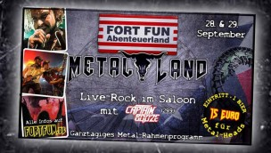 FORT FUN Metal Festival Metal-Land 2019