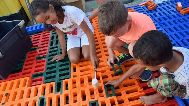 Größte LEGO Pyramide LEGO LEGOLAND Deutschland 2019