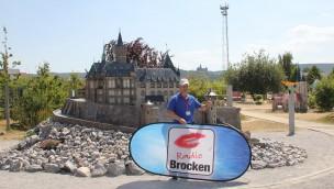"""Radio Brocken """"Ferien for Free"""" 2019 heute im Miniaturpark """"Kleiner Harz"""" in Wernigerode"""