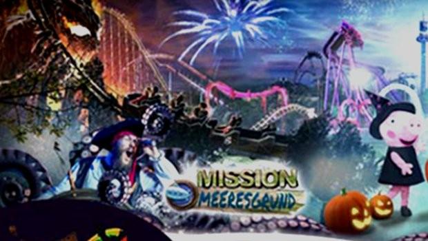 Heide Park Halloween 2019 Mission Meeresgrund