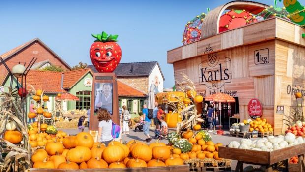 Karls Erlebnis-Dörfer Kürbis-Food-Festival 2019