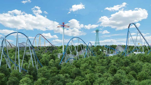 Kings Island Skyline Orion