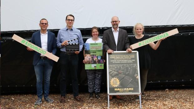 Kino im Zoo Osnabrück Open Air 2019 Eröffnung