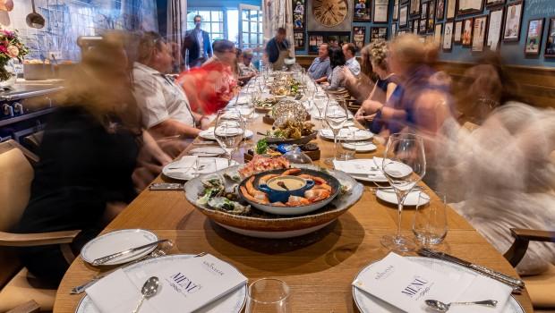 Kronasar Restaurant Tre Kronen Chefs Table