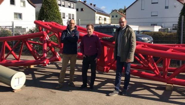 La Récré des 3 Curés Achterbahn 2020 Gerstlauer Team