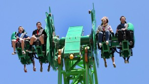 La Ronde Vipère neu 2020 (Green Lantern in Magic Mountain)