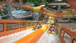 "Holiday World kündigt Katapult-Wasserrutsche ""Cheetah Chase"" als Weltneuheit 2020 in Splashin' Safari Water Park an"
