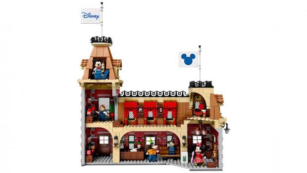 71044 LEGO Disney Zug Bahnhof