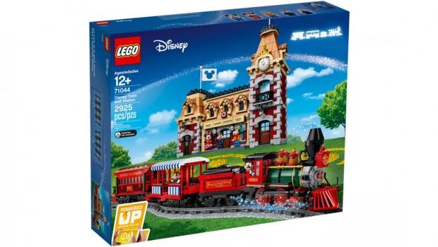 LEGO Disney Zug Verpackung 71044