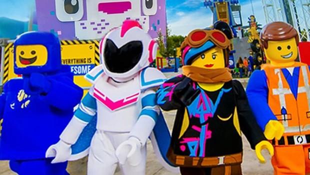 LEGO Movie World 2020 LEGOLAND California Ankündigung