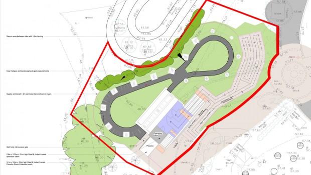 LEGOLAND Windsor Achterbahn 2020 Application