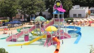 Luneur Park 2019 neu mit 2.500 m² großer Splash Zone