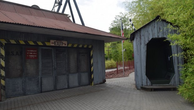 Movie Park Germany Area 51 - Top Secret neu 2019