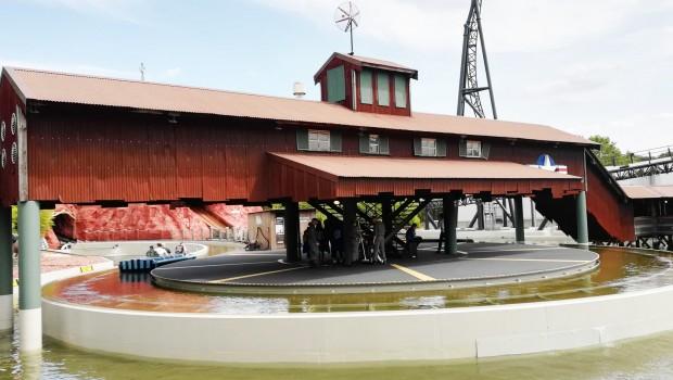 Movie Park Germany Area 51 Station