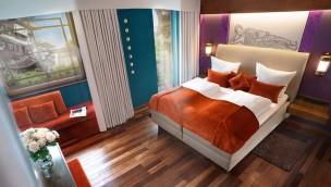 Phantasialand Hotel Ling Bao neue Zimmer 2019