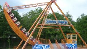 """Quassy Amusement Park kündigt für 2020 neue Schiffschaukel """"Tidal Wave"""" an"""
