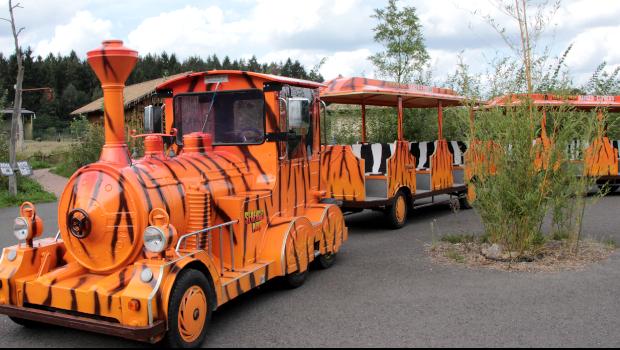 Serengeti-Park Ranger-Express