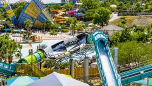 "Six Flags Great America baut 2020 ""Tsunami Surge"": Höchster Water Coaster der Welt geplant"
