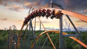 Six Flags Great Adventure baut höchste, schnellste und längste Monorail-Achterbahn der Welt für 2020