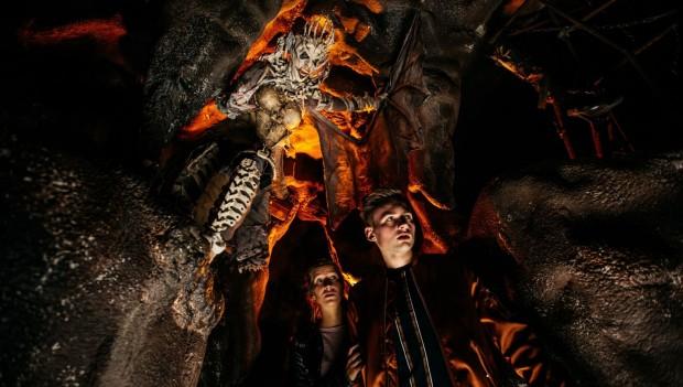 Traumatica Horror Nights 2019 Ghouls